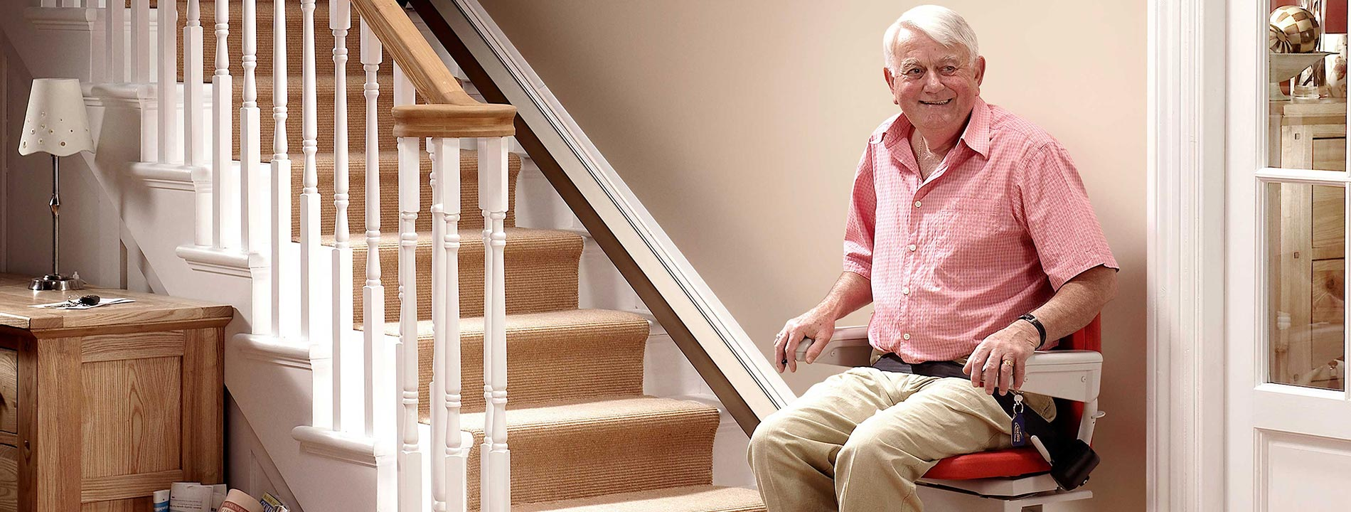 Get A New Indoor Stair Lift Installed